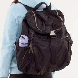 Lululemon Best Practice Pack Gray Backpack